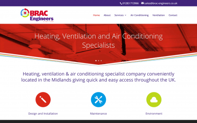 Website Launch: Brac Engineers